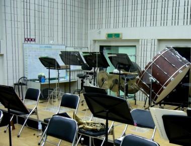 인천시립교향악단 연습실